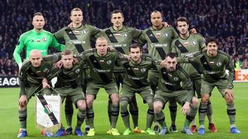 Legia poległa w Kazachstanie. Liga Mistrzów ucieka