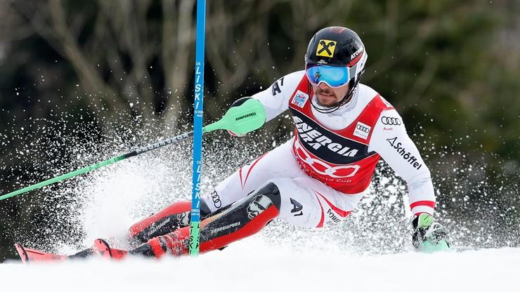 Alpejski PŚ: Hirscher wygrał slalom w Zagrzebiu
