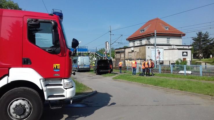 Do wypadku doszło w Katowicach-Piotrowicach.