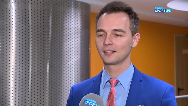 Mielewski o Gali Mistrzów Sportu: Mam nadzieję, że trafię z formą