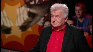 """08-10-2016 21:40 """"Skandaliści"""". Ikonowicz: to kraj, w którym biedni są na cenzurowanym"""