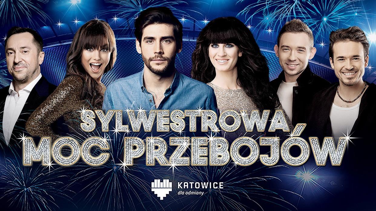 """""""Sylwestrowa Moc Przebojów 2017"""" prosto z Katowic"""