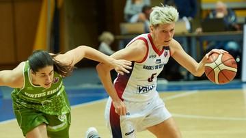 2018-01-04 PE koszykarek: Porażka Basketu 90 z Virtus