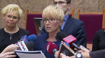 Odwołana prezes Sądu Okręgowego w Krakowie pozwała Ziobrę
