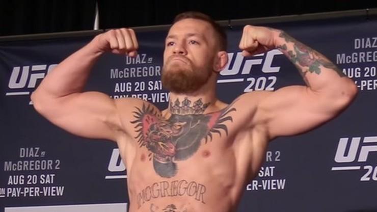McGregor stanął przed sądem. Grozi mu... 1300 funtów kary