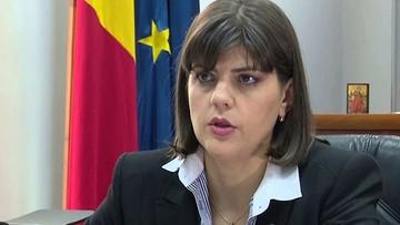 Kandyduje na szefową unijnej prokuratury. Dostała zakaz wyjazdu z kraju