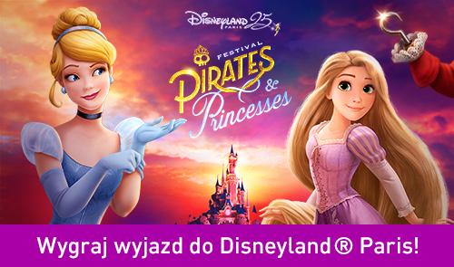 Konkurs Disneyland - Polsat.pl