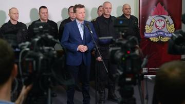 Błaszczak: okoliczności tragedii na obozie w Suszku zostaną zbadane