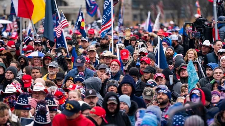 Ostateczna decyzja ws. amerykańskich wyborów. Gwardia Narodowa na ulicach
