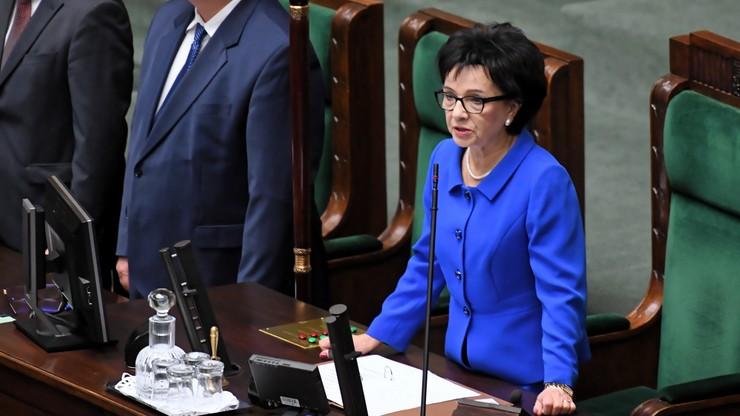 Sejm znów obraduje. Nadal w starym składzie, chociaż wybrano nowych posłów