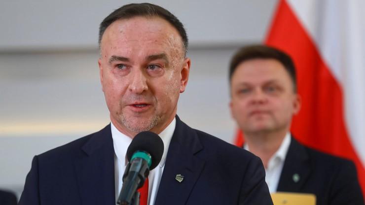 """Kolejne transfery do Szymona Hołowni? """"To grupa około 10 posłów"""""""