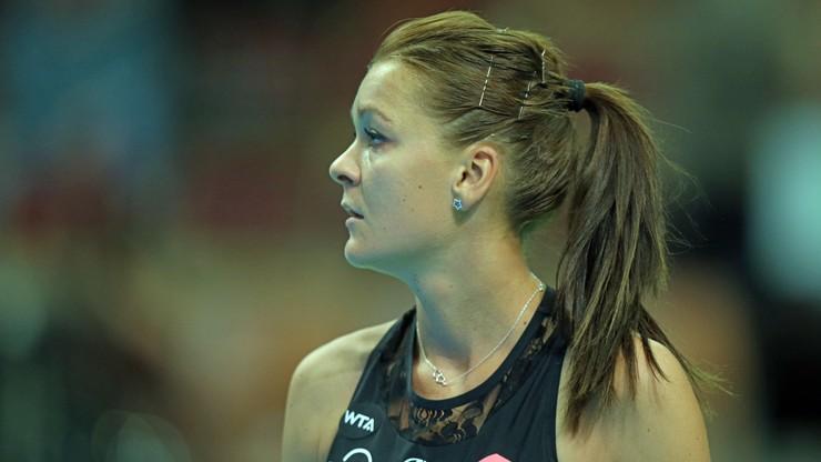 Rankingi WTA: Radwańska utrzymała pozycję, Halep liderką