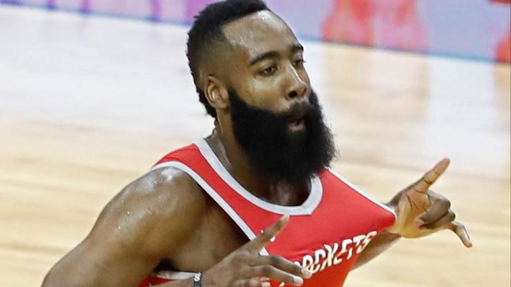 NBA: Rockets wygrali z Nuggets, Bucks prowadzą na Wschodzie