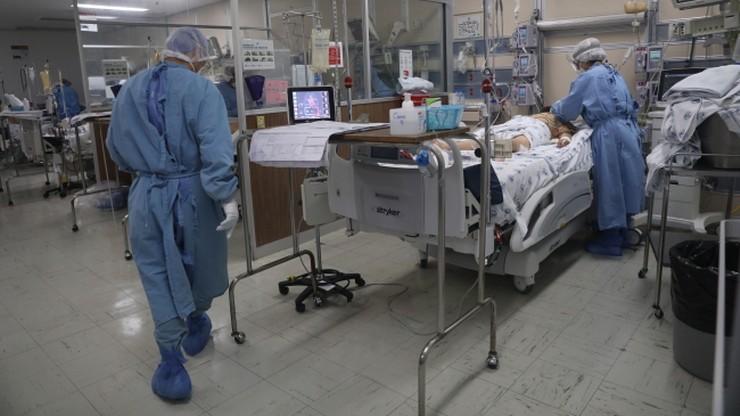 Trzylatka najmłodszą ofiarą koronawirusa w Belgii