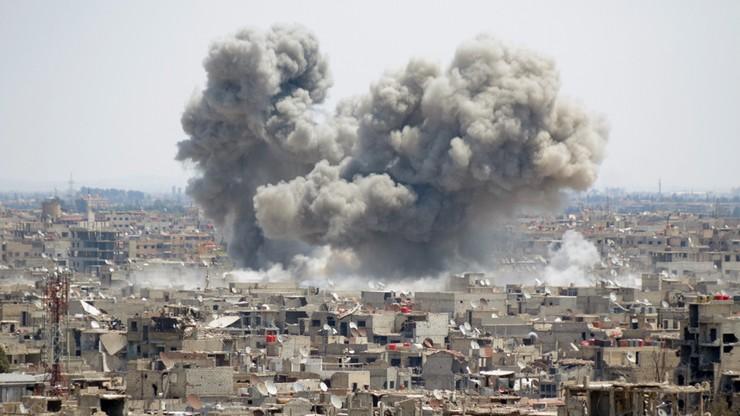 Polska zadeklarowała 48 mln zł na pomoc humanitarną w Syrii. Więcej niż rok temu