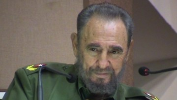 Obama nie spotka się z Fidelem Castro