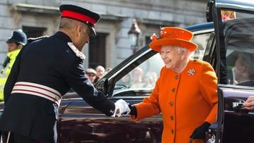 Brytyjska królowa da sygnał do rozpoczęcia maratonu w Londynie