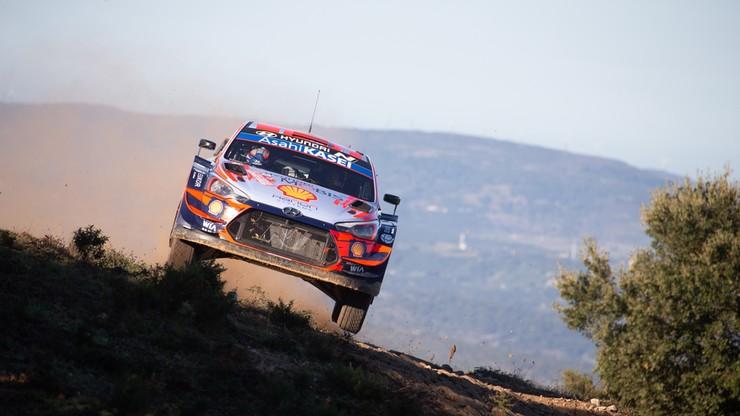 Rajdowe MŚ: Na Sardynii Sordo liderem, Kajetanowicz drugi w WRC 3