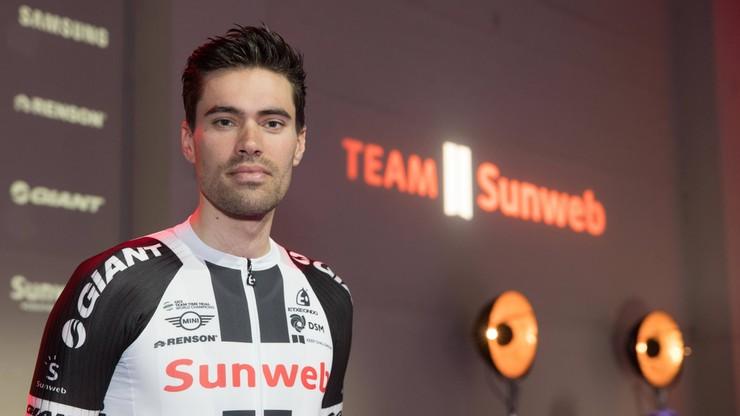 Dumoulin przedkłada Giro d'Italia nad Tour de France