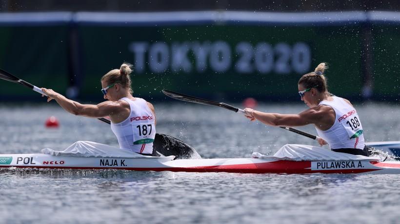 Tokio 2020: Karolina Naja i Anna Puławska awansowały do finału K2 500 m