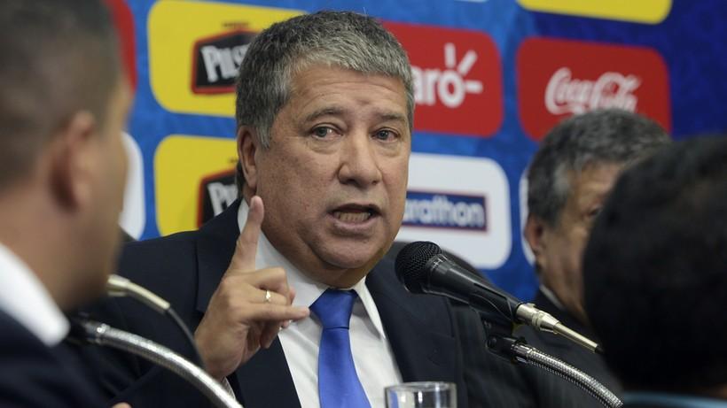 Nowy selekcjoner reprezentacji Hondurasu