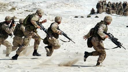 Amerykańscy żołnierze zostaną wyposażeni w osobiste detektory chemiczne