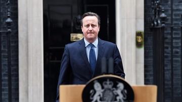 Cameron: referendum ws. członkostwa Wielkiej Brytanii w UE - 23 czerwca