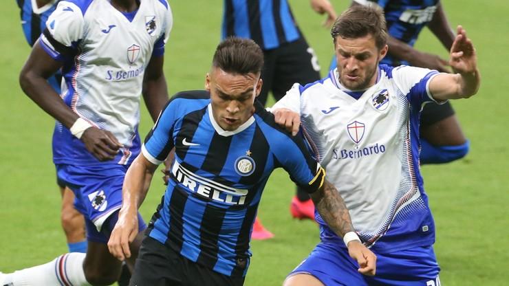 Serie A: Powrót do gry Bereszyńskiego i Linettego. Porażka Sampdorii na San Siro