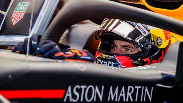 GP Kanady: Verstappen najszybszy także na trzecim treningu