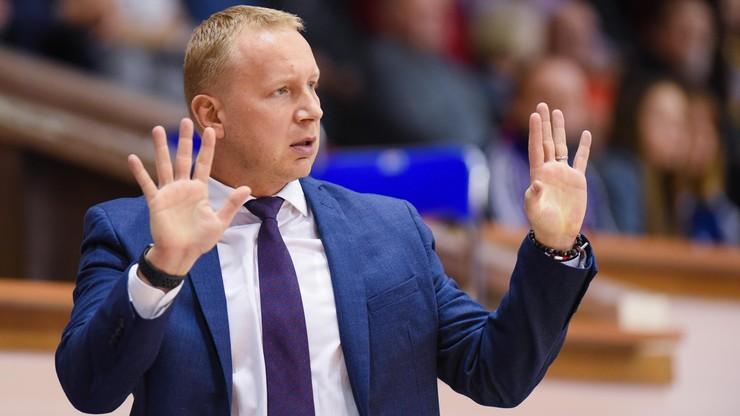 Trener koszykarek CCC: Ta seria nie była łatwa