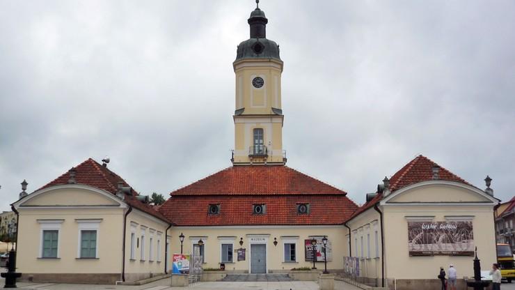 Spór o próbę odtworzenia hymnu UE z wieży ratusza w Białymstoku
