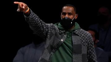 NBA: Fortuna za pamiątkę LeBrona Jamesa. Padł kolejny rekord