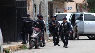 Walki gangów w Meksyku. Dwóch Izraelczyków zastrzelono w luksusowym centrum handlowym