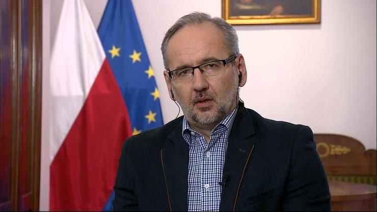 Minister zdrowia w Polsat News: w tym tygodniu nie należy spodziewać się wypłaszczenia