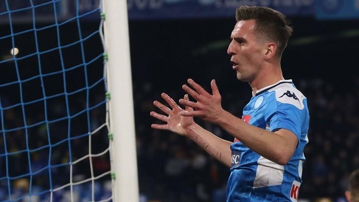Były piłkarz Milanu: Milik za Ibrę? Nie ma tej klasy