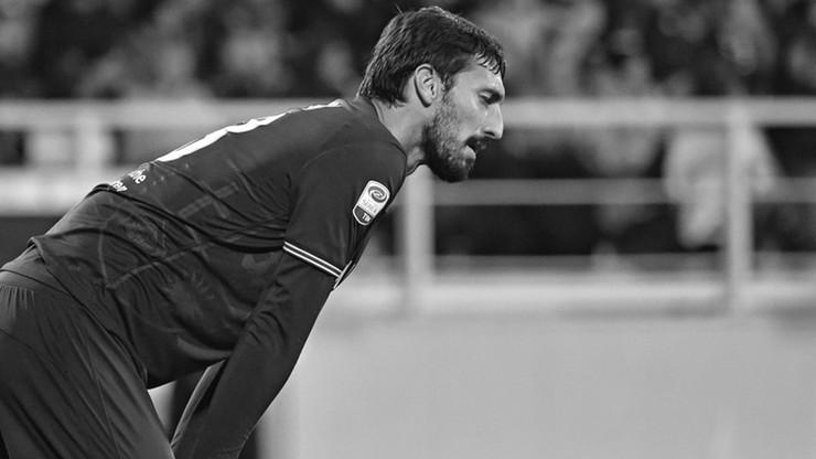 Od Tottiego do Ramosa. Piłkarski świat jednoczy się po śmierci Astoriego