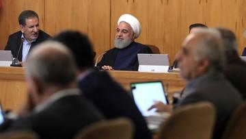 Iran zawiesza wypełnianie niektórych zobowiązań umowy nuklearnej. Odpowiedź Netanjahu