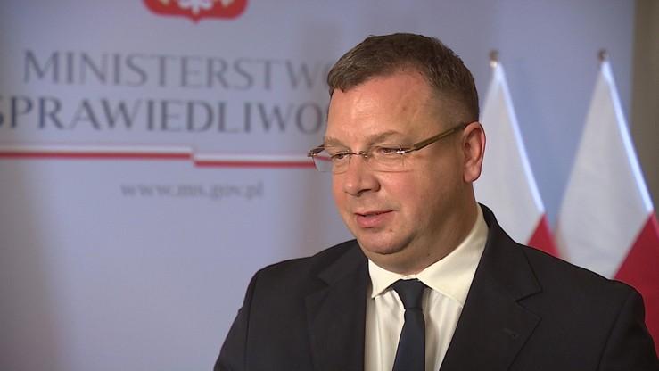 Wójcik: budowa sądu w Toruniu to największa inwestycja w wymiarze sprawiedliwości w Polsce