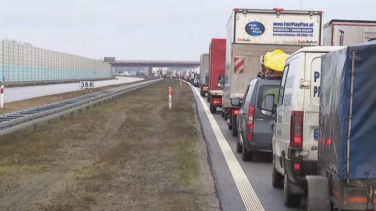 Śmiertelny wypadek na A4. Droga zablokowana