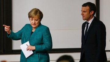 Hiszpańskie media ostrzegają, że Niemcy i Francja chcą samodzielnie reformować strefę euro