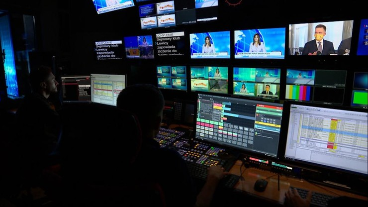 Wydarzenia 24. Wystartował nowy kanał informacyjny Telewizji Polsat