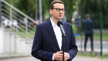 Morawiecki zapowiada liczne inwestycje w ramach Polskiego Ładu