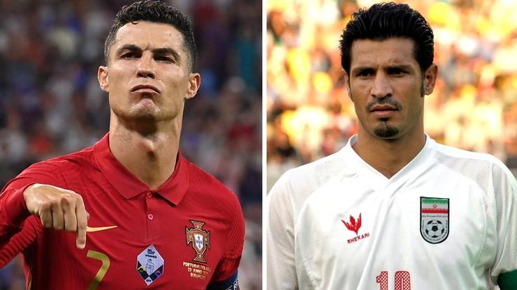 Euro 2020: Ali Daei pogratulował Cristiano Ronaldo wyrównania jego rekordu