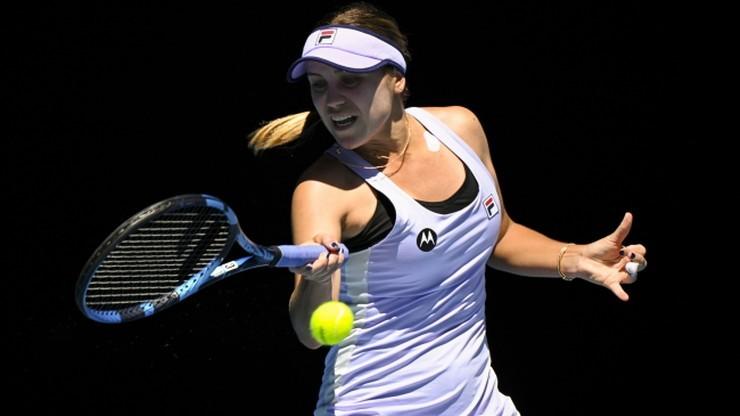 Znana tenisistka przeszła operację usunięcia wyrostka robaczkowego