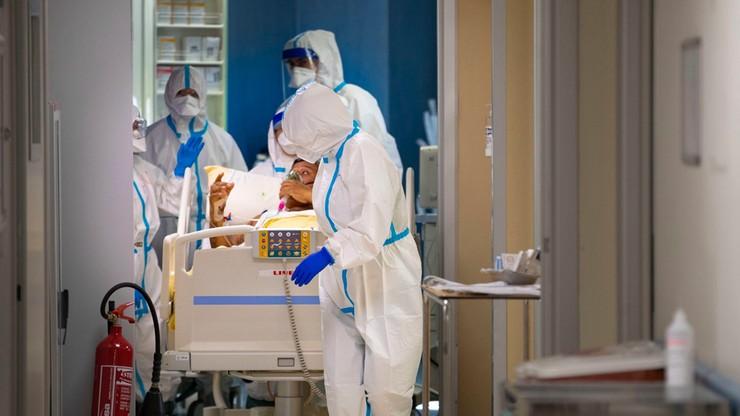 Koronawirus w Polsce. Ilu medyków się zakaziło?