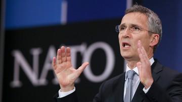 Stoltenberg: NATO i Rosja bez porozumienia po szczycie w Warszawie