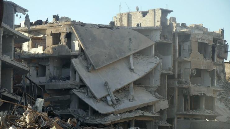 Syryjska armia: opanowaliśmy większość Wschodniej Guty