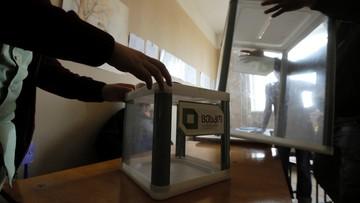 Gruzja wybiera parlament. Faworytem Gruzińskie Marzenie