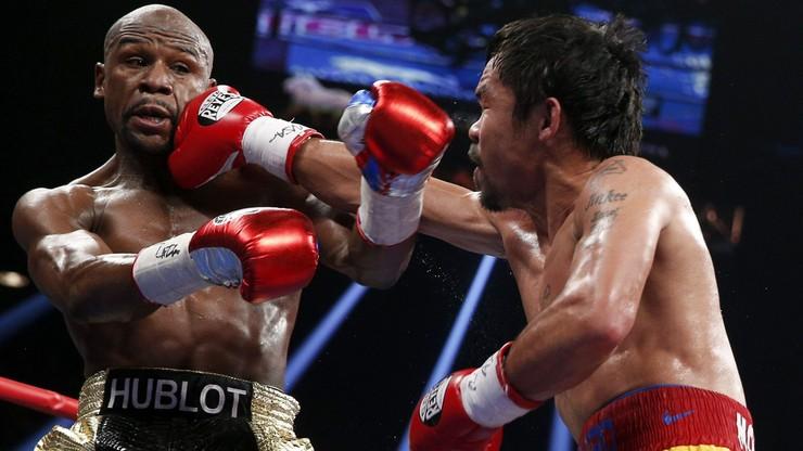 Najlepsi pięściarze ostatniej dekady: Mayweather Jr czy Manny Pacquiao?