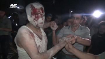 Syryjczycy od miesiąca są odcięci od pomocy humanitarnej. Apel o tymczasowy rozejm